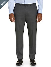 Geoffrey Beene Mini Tonal Check Suit Pants