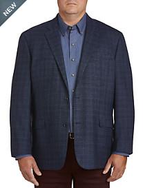 Cole Haan Tonal Plaid Sport Coat