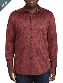 Robert Graham DXL Tonal Sport Shirt