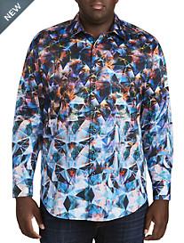 Robert Graham DXL Multi Print Sport Shirt