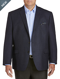 Ralph by Ralph Lauren Mini Check Comfort Flex Sport Coat