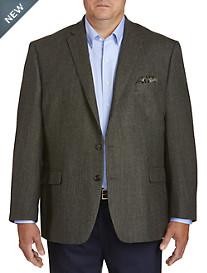 Ralph by Ralph Lauren Comfort Flex Textured Sport Coat - Executive Cut