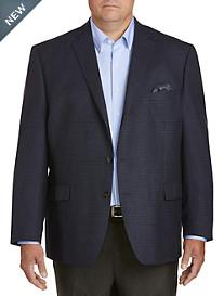Ralph by Ralph Lauren Comfort Flex Mini Check Sport Coat - Executive Cut