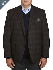Ralph by Ralph Lauren Large Plaid Sport Coat