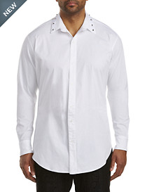 MVP Collections Embroidered Sport Shirt