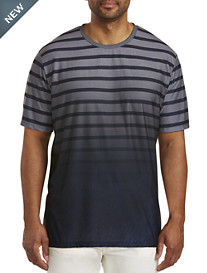 MVP Collections Ombré Stripe Tee