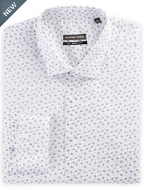 Geoffrey Beene Floral Print Dress Shirt