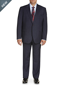 Jack Victor Classic Deco Plaid Nested Suit