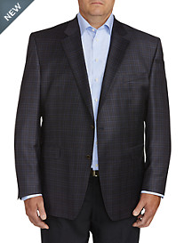Jack Victor Medium Check Sport Coat
