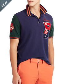 Polo Ralph Lauren Classic Fit Varsity Polo Shirt
