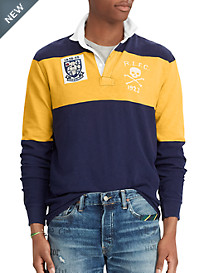 Polo Ralph Lauren Classic Fit Jersey Rugby Shirt