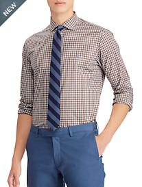 Polo Ralph Lauren Long-Sleeve Stretch Plaid Sport Shirt