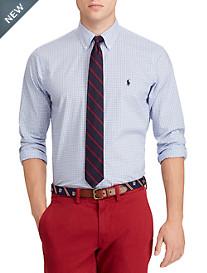 Polo Ralph Lauren Stretch Gingham Sport Shirt