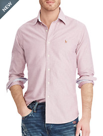Polo Ralph Lauren Solid Oxford Sport Shirt