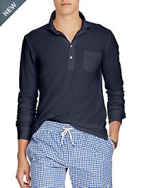 Polo Ralph Lauren Featherweight Mesh Sport Shirt