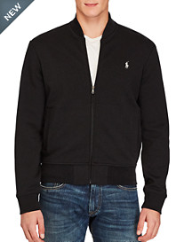 Polo Ralph Lauren Double-Knit Tech Bomber