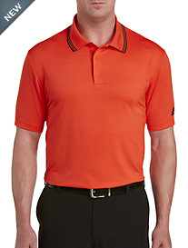 adidas® Golf Tonal Stripe Polo