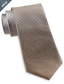 Michael Kors® Allover Logo Gradient Silk Tie