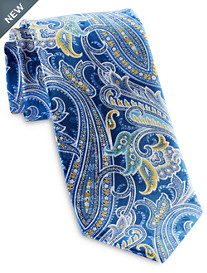 Geoffrey Beene Paisley All The Time Tie