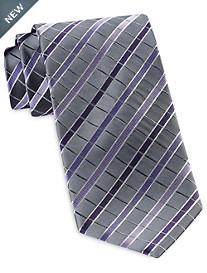 Geoffrey Beene Truthful Grid Tie