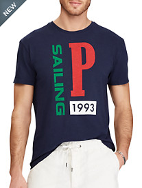 Polo Ralph Lauren® CP-93 Classic Fit Crewneck T-Shirt