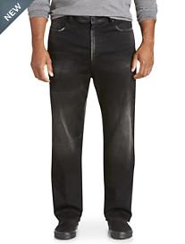 Buffalo David Bitton Black Sandra Wash Jeans