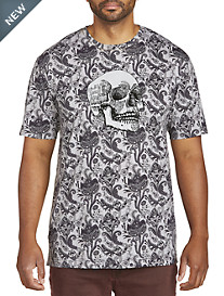 Robert Graham The Crown Graphic Tee