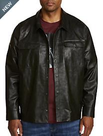 Robert Graham Colden Leather Jacket