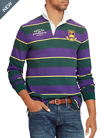 Polo Ralph Lauren Classic Fit Uneven Rugby Shirt