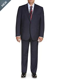 Jack Victor Classic Deco Plaid Nested Suit – Executive Cut