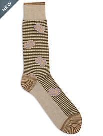 Robert Graham® Paisley Socks