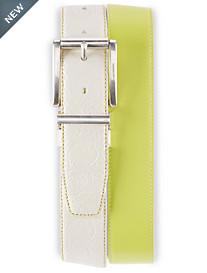 Robert Graham® Newberry Reversible Leather Belt