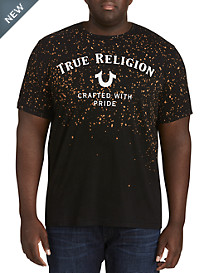 True Religion Bleached Heritage Tee