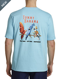 Tommy Bahama® Right Wing Left Wing Graphic Tee