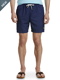 Tommy Bahama® Naples Midnight Monstera Swim Trunks