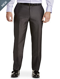 English Laundry Mini Neat Flat-Front Suit Pants