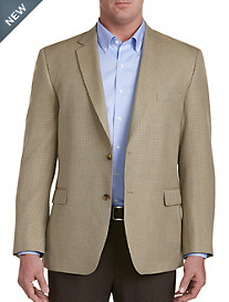 Jean-Paul Germain Mini Check Sport Coat-Executive Cut