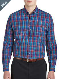 Cutter & Buck Non-Iron Sutton Check Sport Shirt