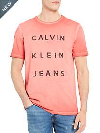 Calvin Klein Jeans® Calvin Crewneck Tee