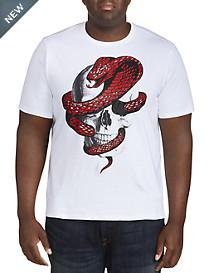 Xray Jeans Snake Tee
