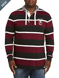 Polo Ralph Lauren® Hooded Rugby Shirt