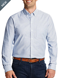 Cutter & Buck® Oxford Stripe Stretch Sport Shirt
