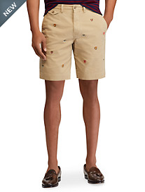 Polo Ralph Lauren Cotton Stretch Twill Shorts
