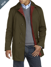 Sanyo® Lined Water-Resistant Coat