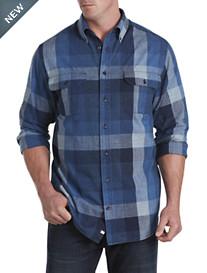 Tommy Hilfiger® Buffalo Check Military Sport Shirt