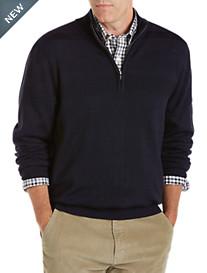 Cutter & Buck® Douglas Half-Zip Sweater
