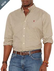 Polo Ralph Lauren® Checked Twill Sport Shirt