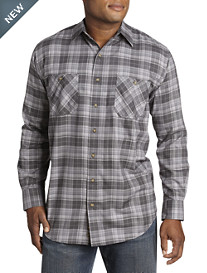 Society of One® Brushed Flannel Sport Shirt