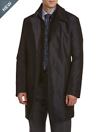 Sanyo® Brando Silk Grosgrain Raincoat