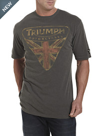 Lucky Brand® Triumph Graphic Tee